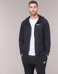 Textil Homem Sweats Nike MEN'S NIKE DRY TRAINING HOODIE Preto