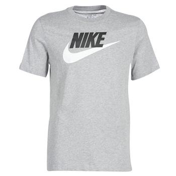 Textil Homem T-Shirt mangas curtas Nike NIKE SPORTSWEAR Cinza