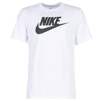 Textil Homem T-Shirt mangas curtas Nike NIKE SPORTSWEAR Branco