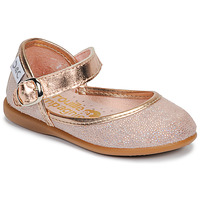 Sapatos Rapariga Sabrinas Citrouille et Compagnie JARITO Rosa / Bronze