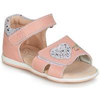 Sapatos Rapariga Sandálias Citrouille et Compagnie JAFALGA Rosa