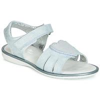 Sapatos Rapariga Sandálias Citrouille et Compagnie JAFILOUTE Cinza