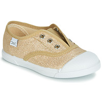 Sapatos Rapariga Sapatilhas Citrouille et Compagnie RIVIALELLE Ouro