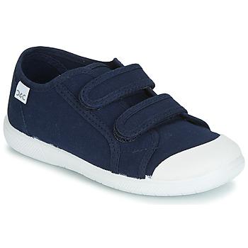 Sapatos Rapaz Sapatilhas Citrouille et Compagnie JODIPADE Marinho