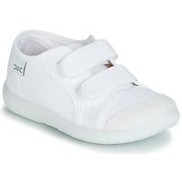 Sapatos Criança Sapatilhas Citrouille et Compagnie JODIPADE Branco