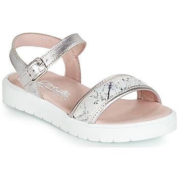 Sapatos Rapariga Sandálias Citrouille et Compagnie JANISSE Rosa / Libélula
