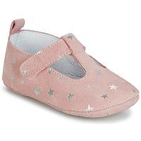 Sapatos Rapariga Chinelos Citrouille et Compagnie JARI Rosa