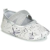 Sapatos Rapariga Chinelos Citrouille et Compagnie JERIFOU Cinza / Libélula