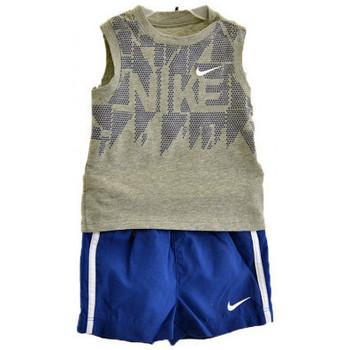 Textil Rapaz Conjunto Nike  Multicolor