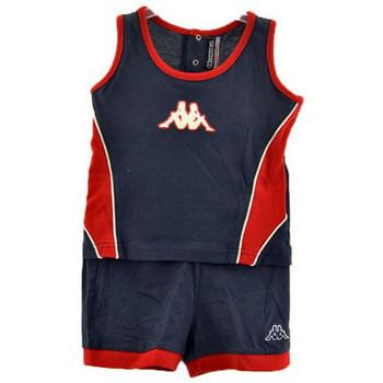Textil Rapaz Conjunto Kappa  Multicolor