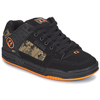 Sapatos Homem Sapatilhas Globe TILT Preto / Laranja