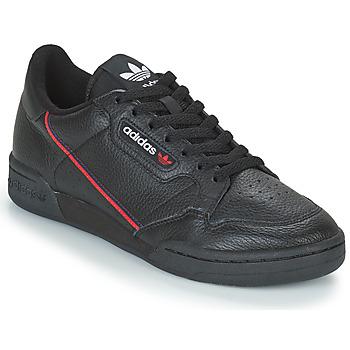 Sapatos Homem Sapatilhas adidas Originals CONTINENTAL 80 Preto