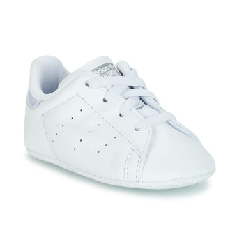 Sapatos Rapariga Sapatilhas adidas Originals STAN SMITH CRIB Branco