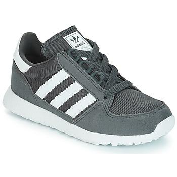 Sapatos Criança Sapatilhas adidas Originals OREGON Cinza