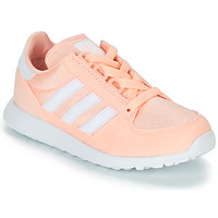 Sapatos Rapariga Sapatilhas adidas Originals OREGON Rosa
