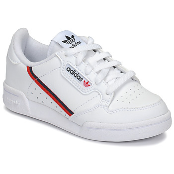 Sapatos Criança Sapatilhas adidas Originals CONTINENTAL 80 C Branco