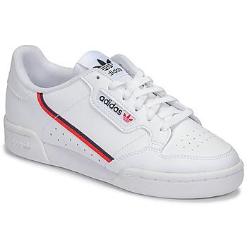 Sapatos Criança Sapatilhas adidas Originals CONTINENTAL 80 J Branco