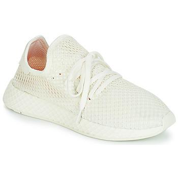 Sapatos Sapatilhas adidas Originals DEERUPT RUNNER Branco