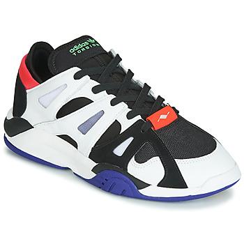 Sapatos Homem Sapatilhas adidas Originals DIMENSION LO Branco / Preto