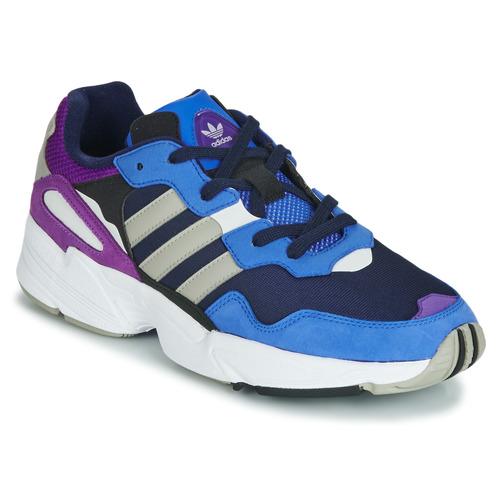 Sapatos Homem Sapatilhas adidas Originals YUNG 96 Azul
