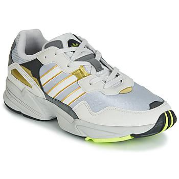Sapatos Homem Sapatilhas adidas Originals YUNG 96 Bege