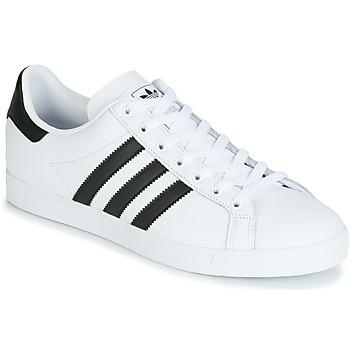 Sapatos Sapatilhas adidas Originals COAST STAR Branco / Preto