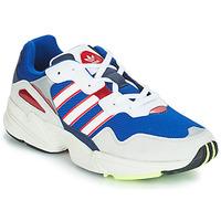 Sapatos Homem Sapatilhas adidas Originals YUNG 96 Branco / Violeta