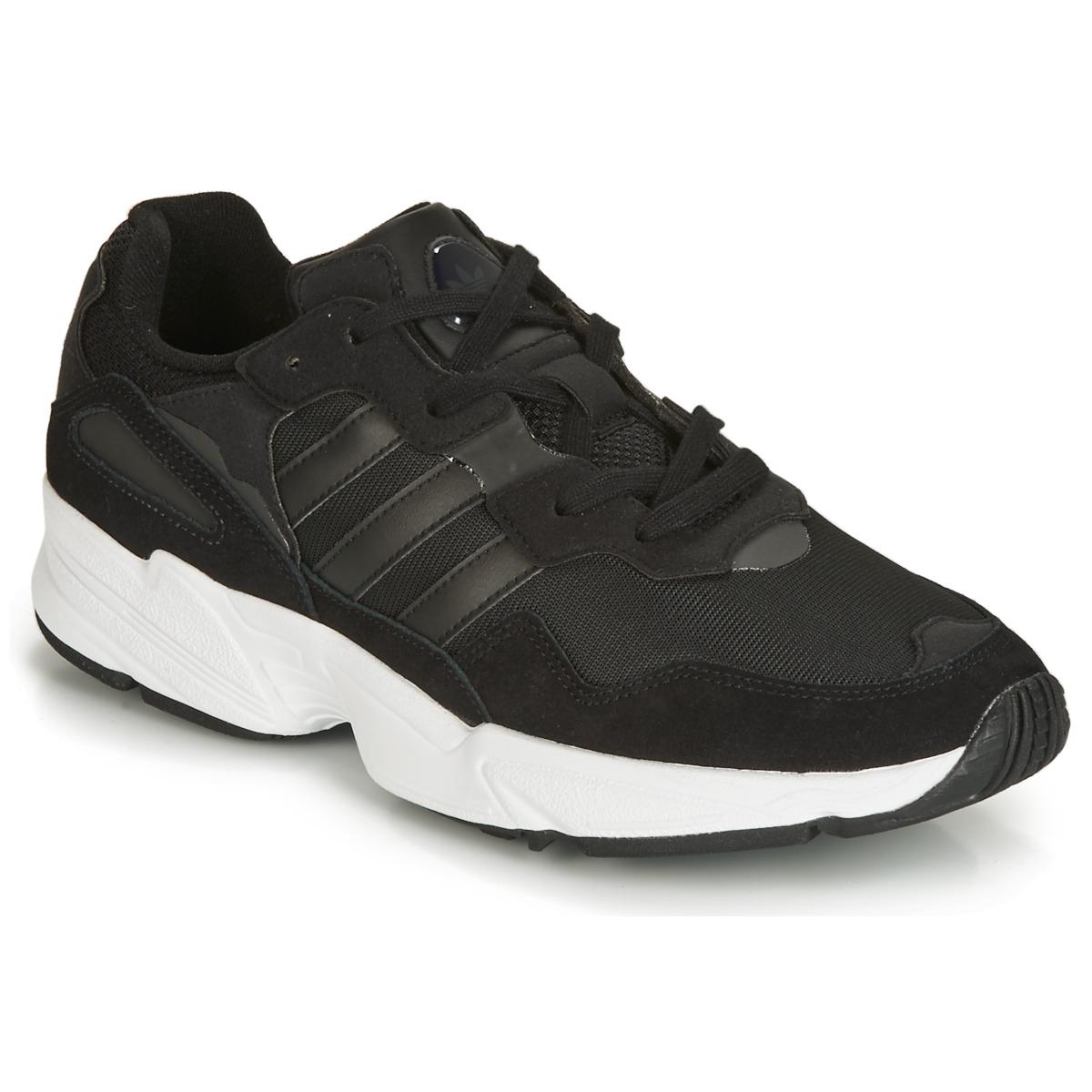30f99d2be2f adidas Originals FALCON Preto - Entrega gratuita com a Spartoo.pt ! - Sapatos  Sapatilhas 81