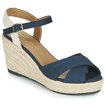 Sapatos Mulher Sandálias Tom Tailor 6990101-NAVY Marinho