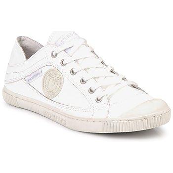 Sapatos Mulher Sapatilhas Pataugas BOND Branco