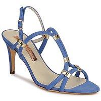 Sapatos Mulher Sandálias Rupert Sanderson PAPRIKA Azul