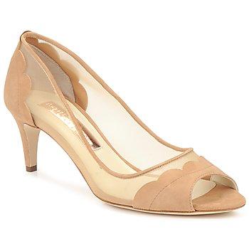 Sapatos Mulher Escarpim Rupert Sanderson CLARET Bege