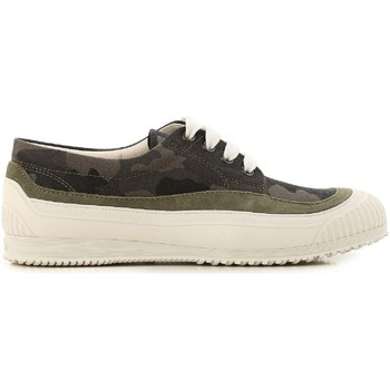 Sapatos Mulher Sapatilhas Hogan HXW2580AF90IYLV616 color Mimetico