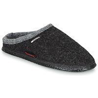 Sapatos Homem Chinelos Giesswein DANNHEIM Antracite