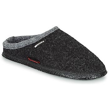 Sapatos Chinelos Giesswein DANNHEIM Antracite