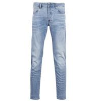 Textil Homem Calças de ganga slim G-Star Raw 3302 SLIM Azul / Índigo