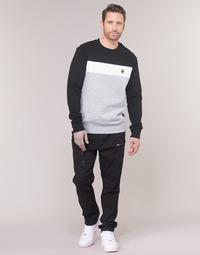 Textil Homem Calças G-Star Raw POWEL SLIM TRAINER Marinho