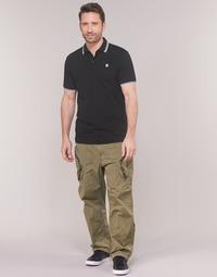 Textil Homem Calça com bolsos G-Star Raw ROVIC 3D AIRFORCE RELAXED Bege