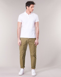 Textil Homem Chinos G-Star Raw BRONSON STRAIGHT TAPERED CHINO Bege