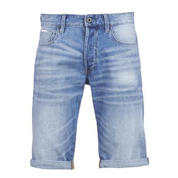 Textil Homem Shorts / Bermudas G-Star Raw 3302 12 Azul