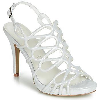 Sapatos Mulher Sandálias Menbur CLEMENTINA Marfim