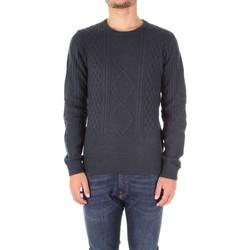Textil Homem camisolas Fred Mello FM17W54MG Azul