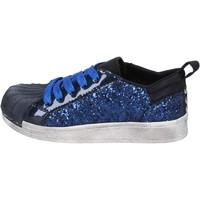 Sapatos Rapariga Sapatilhas Holalà Sneakers BT330 Azul
