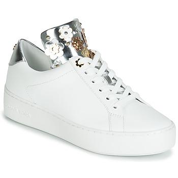 Sapatos Mulher Sapatilhas MICHAEL Michael Kors MINDY Branco