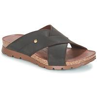 Sapatos Homem Chinelos Panama Jack SALMAN Castanho