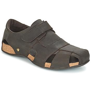 Sapatos Homem Sandálias Panama Jack FLETCHER Castanho