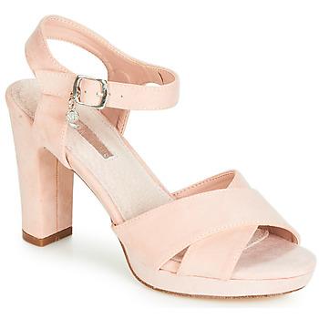 Sapatos Mulher Sandálias Xti 32035 Rosa