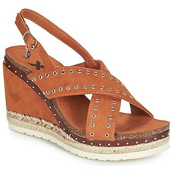 Sapatos Mulher Sandálias Xti 48922 Conhaque