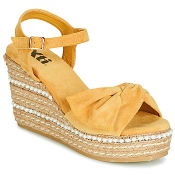 Sapatos Mulher Sandálias Xti 49073 Amarelo
