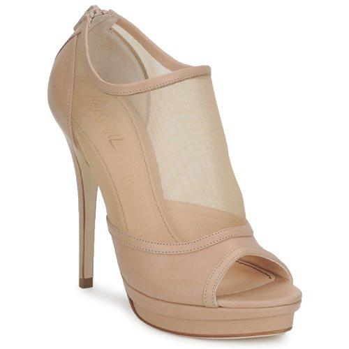 Sapatos Mulher Botas baixas Jerome C. Rousseau ELLI MESH Cru